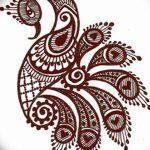 фото Символы мехенди от 24.10.2017 №091 - Mehendi symbols - tatufoto.com