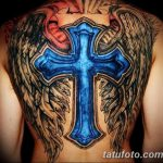 фото Синие тату от 18.10.2017 №002 - Blue Tattoos - tatufoto.com