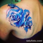 фото Синие тату от 18.10.2017 №019 - Blue Tattoos - tatufoto.com