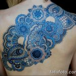 фото Синие тату от 18.10.2017 №023 - Blue Tattoos - tatufoto.com