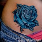 фото Синие тату от 18.10.2017 №031 - Blue Tattoos - tatufoto.com