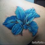 фото Синие тату от 18.10.2017 №060 - Blue Tattoos - tatufoto.com