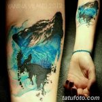 фото Синие тату от 18.10.2017 №111 - Blue Tattoos - tatufoto.com