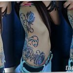 фото Синие тату от 18.10.2017 №157 - Blue Tattoos - tatufoto.com