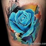 фото Синие тату от 18.10.2017 №171 - Blue Tattoos - tatufoto.com