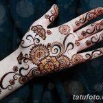 фото Стили мехенди от 13.10.2017 №030 - Mehendi styles - tatufoto.com