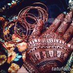 фото Стили мехенди от 13.10.2017 №105 - Mehendi styles - tatufoto.com