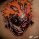 фото Тату в стиле аниме от 21.10.2017 №049 - Tattoo in the style of anime - tatufoto.com