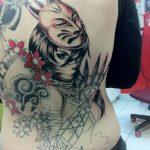 фото Тату в стиле аниме от 21.10.2017 №071 - Tattoo in the style of anime - tatufoto.com
