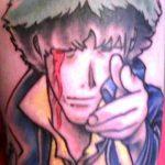 фото Тату в стиле аниме от 21.10.2017 №079 - Tattoo in the style of anime - tatufoto.com