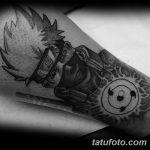 фото Тату в стиле аниме от 21.10.2017 №101 - Tattoo in the style of anime - tatufoto.com