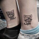 фото Тату в стиле аниме от 21.10.2017 №102 - Tattoo in the style of anime - tatufoto.com