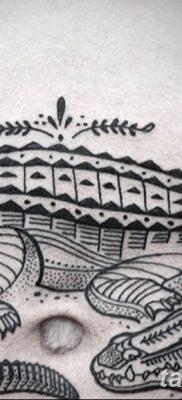 фото Тату со значением силы от 24.10.2017 №141 – Tattoo with strength value – tatufoto.com