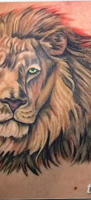 фото Тату со значением силы от 24.10.2017 №145 – Tattoo with strength value – tatufoto.com