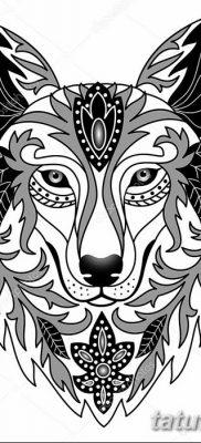 фото Тату со значением силы от 24.10.2017 №147 – Tattoo with strength value – tatufoto.com
