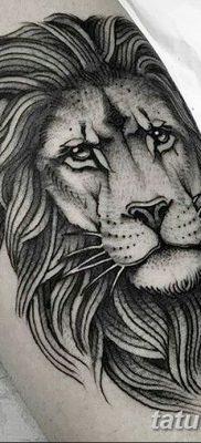 фото Тату со значением силы от 24.10.2017 №161 – Tattoo with strength value – tatufoto.com