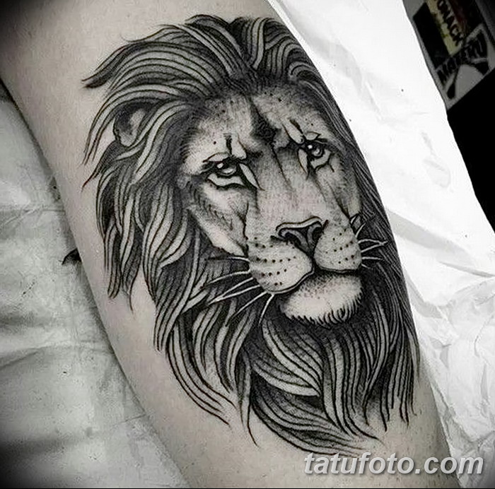 фото Тату со значением силы от 24.10.2017 №161 - Tattoo with strength value - tatufoto.com