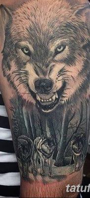 фото Тату со значением силы от 24.10.2017 №166 – Tattoo with strength value – tatufoto.com