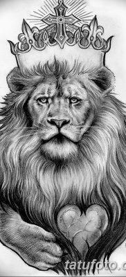 фото Тату со значением силы от 24.10.2017 №170 – Tattoo with strength value – tatufoto.com