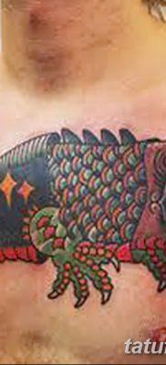 фото Тату со значением силы от 24.10.2017 №174 – Tattoo with strength value – tatufoto.com