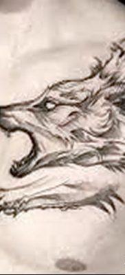 фото Тату со значением силы от 24.10.2017 №177 – Tattoo with strength value – tatufoto.com