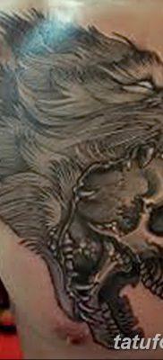 фото Тату со значением силы от 24.10.2017 №179 – Tattoo with strength value – tatufoto.com