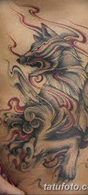 фото Тату со значением силы от 24.10.2017 №183 – Tattoo with strength value – tatufoto.com