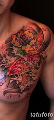 фото Тату со значением силы от 24.10.2017 №204 – Tattoo with strength value – tatufoto.com