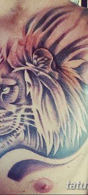 фото Тату со значением силы от 24.10.2017 №208 – Tattoo with strength value – tatufoto.com