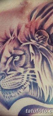 фото Тату со значением силы от 24.10.2017 №209 – Tattoo with strength value – tatufoto.com