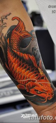 фото Тату со значением силы от 24.10.2017 №217 – Tattoo with strength value – tatufoto.com