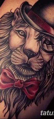фото Тату со значением силы от 24.10.2017 №226 – Tattoo with strength value – tatufoto.com