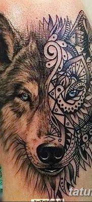 фото Тату со значением силы от 24.10.2017 №229 – Tattoo with strength value – tatufoto.com