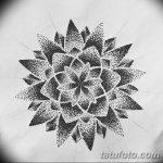 фото Эскизы индийских тату от 09.10.2017 №001 - Sketches of Indian tattoos - tatufoto.com
