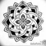 фото Эскизы индийских тату от 09.10.2017 №019 - Sketches of Indian tattoos - tatufoto.com