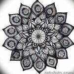 фото Эскизы индийских тату от 09.10.2017 №027 - Sketches of Indian tattoos - tatufoto.com