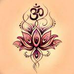 фото Эскизы индийских тату от 09.10.2017 №032 - Sketches of Indian tattoos - tatufoto.com