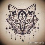 фото Эскизы индийских тату от 09.10.2017 №038 - Sketches of Indian tattoos - tatufoto.com