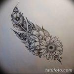 фото Эскизы индийских тату от 09.10.2017 №049 - Sketches of Indian tattoos - tatufoto.com
