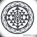 фото Эскизы индийских тату от 09.10.2017 №056 - Sketches of Indian tattoos - tatufoto.com