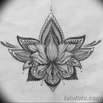 фото Эскизы индийских тату от 09.10.2017 №080 - Sketches of Indian tattoos - tatufoto.com