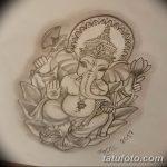 фото Эскизы индийских тату от 09.10.2017 №082 - Sketches of Indian tattoos - tatufoto.com
