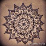 фото Эскизы индийских тату от 09.10.2017 №090 - Sketches of Indian tattoos - tatufoto.com