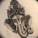 фото Эскизы индийских тату от 09.10.2017 №097 - Sketches of Indian tattoos - tatufoto.com