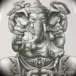 фото Эскизы индийских тату от 09.10.2017 №101 - Sketches of Indian tattoos - tatufoto.com