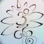 фото Эскизы индийских тату от 09.10.2017 №107 - Sketches of Indian tattoos - tatufoto.com