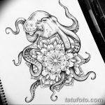 фото Эскизы индийских тату от 09.10.2017 №108 - Sketches of Indian tattoos - tatufoto.com