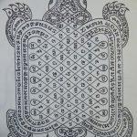 фото Эскизы индийских тату от 09.10.2017 №114 - Sketches of Indian tattoos - tatufoto.com