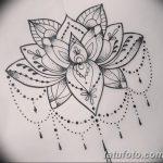фото Эскизы индийских тату от 09.10.2017 №128 - Sketches of Indian tattoos - tatufoto.com