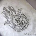 фото Эскизы индийских тату от 09.10.2017 №142 - Sketches of Indian tattoos - tatufoto.com